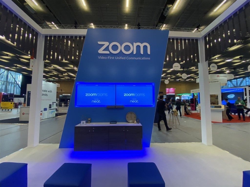 Zoom11日回應關閉紀念六四活動及帳號,表示中國政府要求終止平台上舉辦的4場天安門事件公開紀念活動。(圖取自twitter.com/zoom_us)