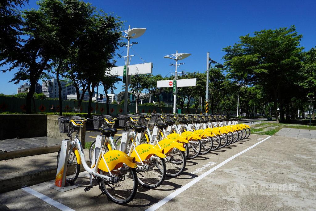 高雄市現有逾300站的C-bike將於6月22日功成身退,公共自行車的服務改由微笑單車接手,預計16日起試營運。(交通局提供)中央社記者陳朝福傳真 109年6月14日