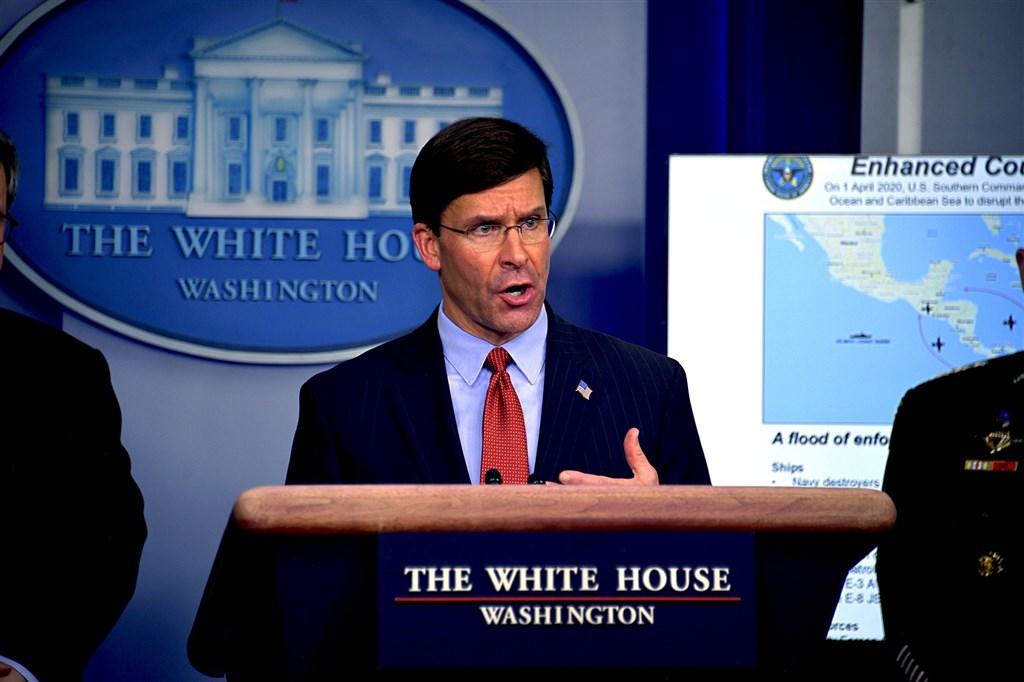 美國國防部長艾斯培15日推文表示,將與日、韓、紐、澳、東南亞國家與其他太平洋島國持續建立更緊密關係,也重申對民主台灣的承諾。(圖取自twitter.com/EsperDoD)