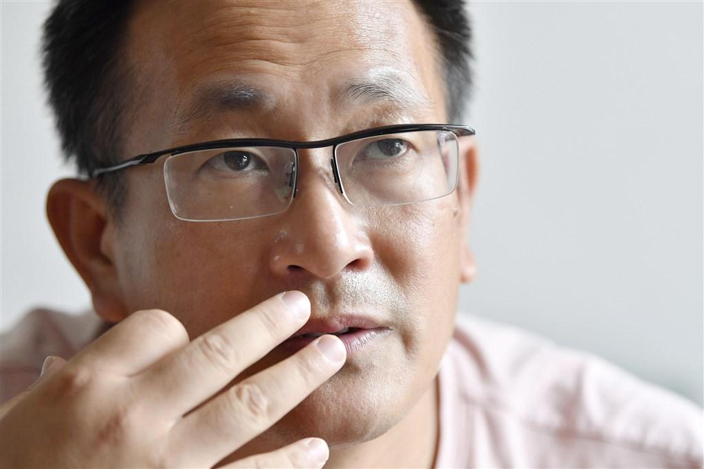 中國「709事件」屆滿5週年,當年被捕入獄的維權律師王全璋9日發表自辯詞,控訴辦案人員徇私枉法。(檔案照片/共同社提供)