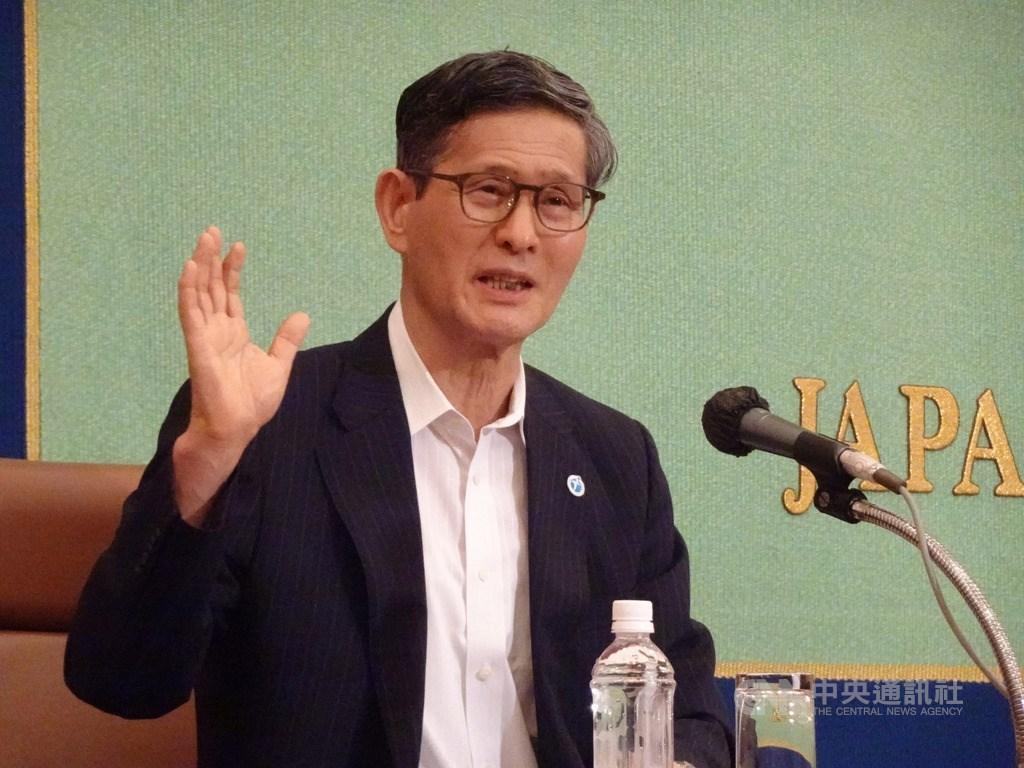日本這次在武漢病毒的防疫上,備受民眾信賴的是專家會議,會議副召集人尾身茂24日對中央社記者說,台灣這次防疫準備做得很好,是優等生。中央社記者楊明珠東京攝 109年6月29日
