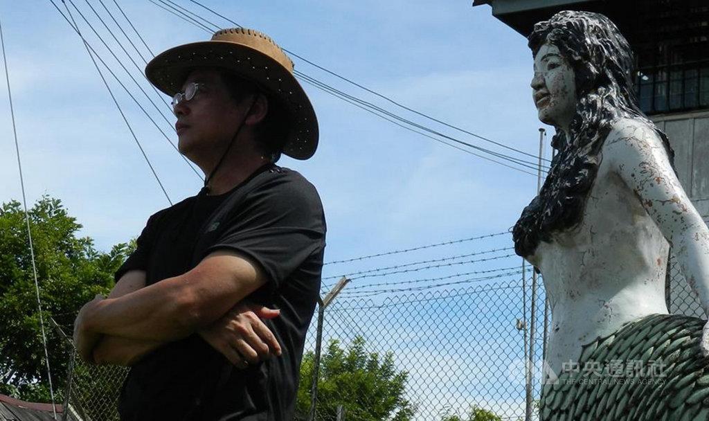 第7屆「聯合報文學大獎」由作家張貴興(圖)以作品「野豬渡河」獲獎。他以故鄉婆羅洲為書寫基礎,描繪他在赴台求學之前所成長的雨林場景,並把歷史脈絡、節點安放其中。(張貴興提供)中央社記者陳秉弘傳真  109年6月30日