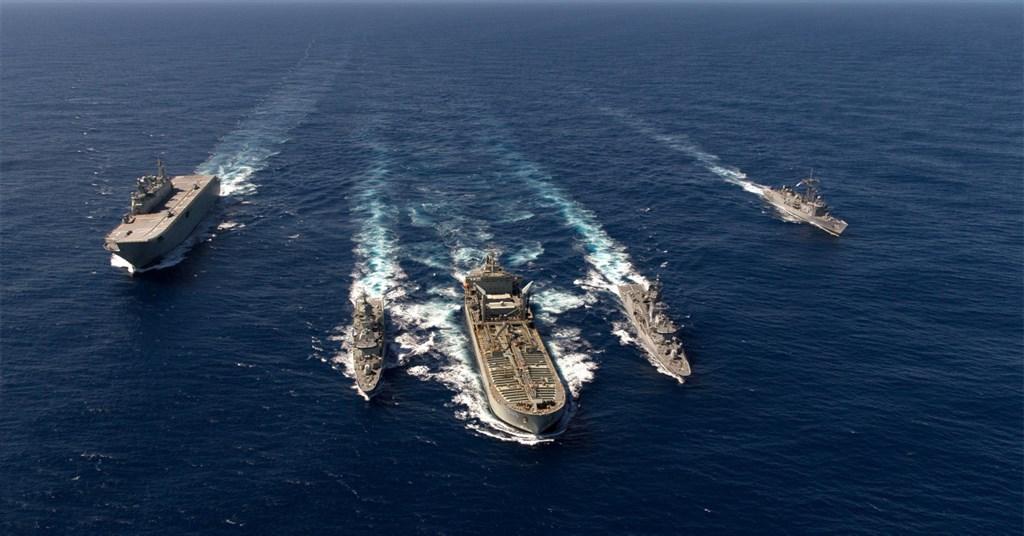 澳洲媒體報導,澳洲將打造更龐大的軍事力量,重點放在緊鄰澳洲的地區,包括新的遠程反艦飛彈,意味澳洲國防戰略出現重大轉變。圖為澳洲海軍艦艇。(圖取自澳洲海軍網頁navy.gov.au)