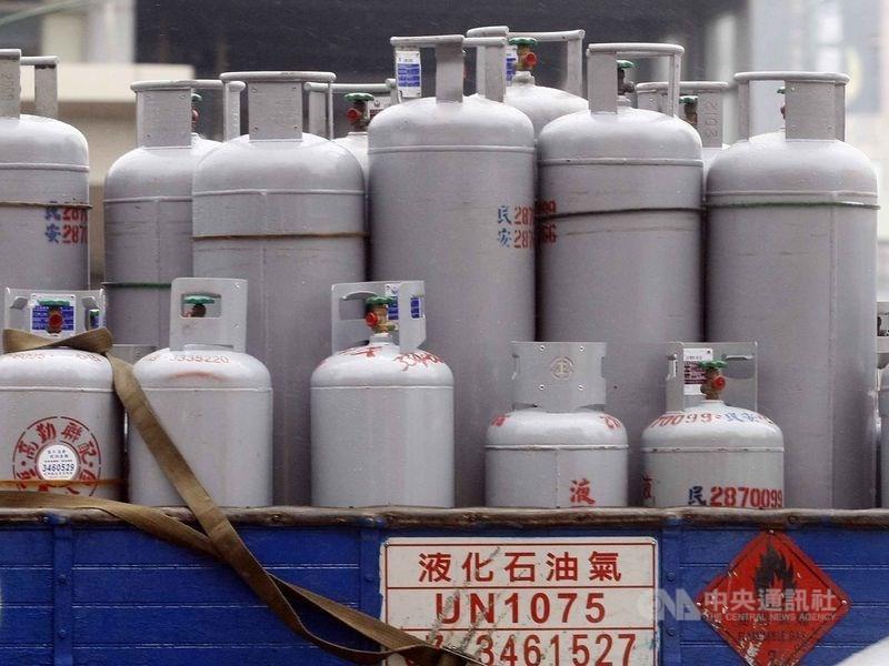 台灣中油1日宣布,7月國內天然氣價格平均調降6.04%,桶裝瓦斯價格則連3月不調整。(中央社檔案照片)