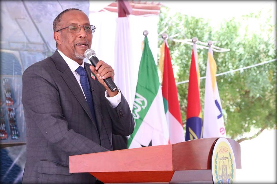 據消息人士說法,「非洲之角」國家索馬利蘭總統比希已任命一名代表駐台,雙方關係可望出現重大進展。(圖取自twitter.com/musebiihi)