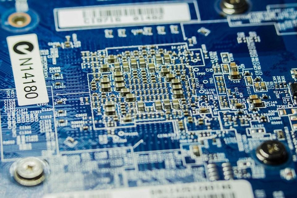 行政院會通過經濟部報告案,目標要讓半導體產業在2030年達到產值新台幣5兆元。(示意圖/圖取自Pixabay圖庫)