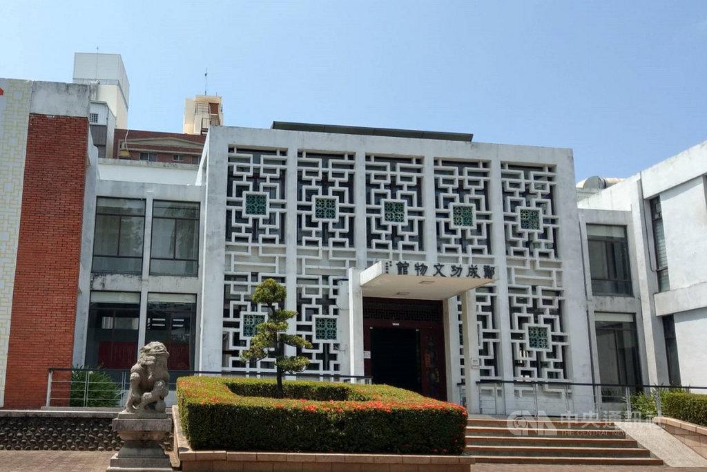 台南市政府向文化部爭取經費補助,將啟動「鄭成功文物館」擴建工程,在充實軟硬體設備後升格為「台南市歷史博物館」。圖為鄭成功文物館外觀。中央社記者楊思瑞攝 109年7月5日