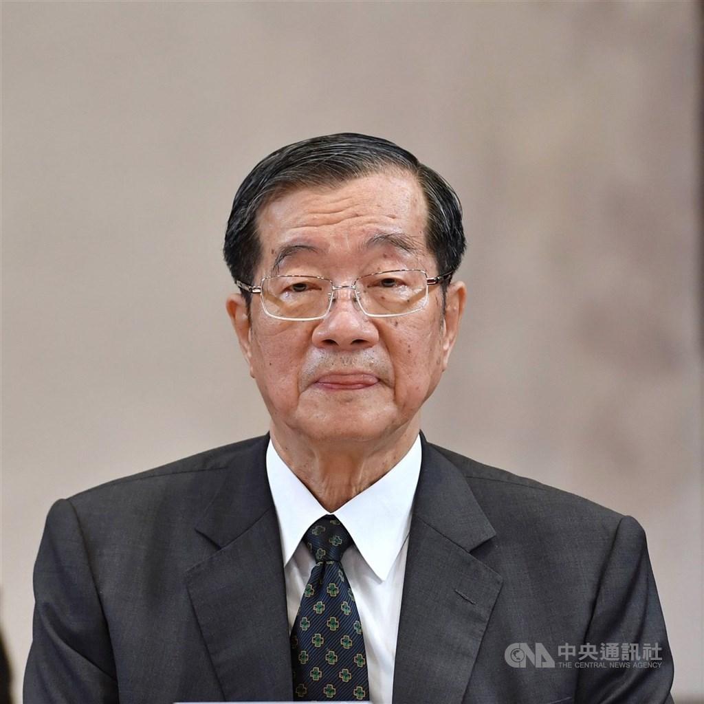 考試院長被提名人黃榮村獲過半數立委同意出任。中央社記者王飛華攝 109年5月29日