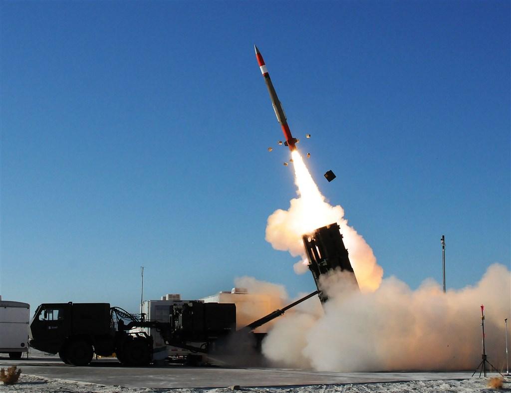 美國國務院9日宣布,正式批准售台愛國者三型(PAC-3)飛彈延壽案,總額為6.2億美元。(圖取自美國陸軍網頁army.mil)