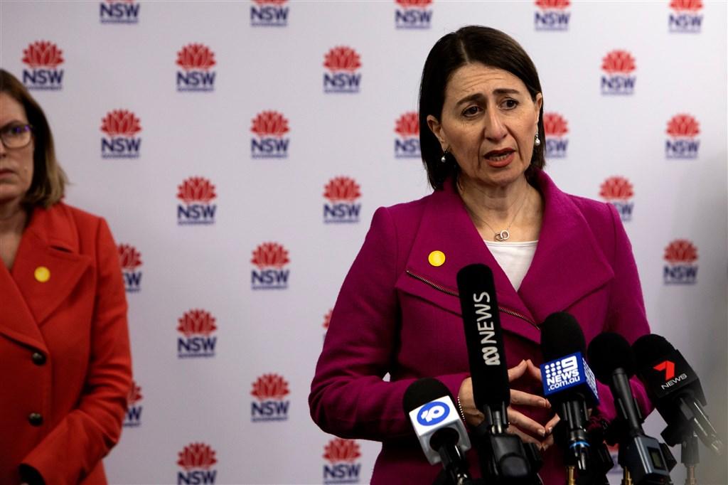 澳洲人口最多的新南威爾斯州13日新增14起武漢肺炎病例,其中大部分來自雪梨近郊一間酒吧群聚感染:當局敦促曾前往這間酒吧的人自主隔離2週並接受採檢。(圖取自twitter.com/GladysB)