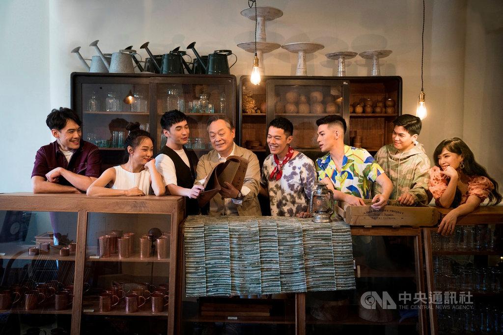 日本暢銷作家東野圭吾同名小說改編,果陀劇場將推出舞台劇「解憂雜貨店」,希望透過溫暖演繹,把劇中感動傳遞給更多觀眾。(果陀劇場提供)中央社記者趙靜瑜傳真 109年7月14日