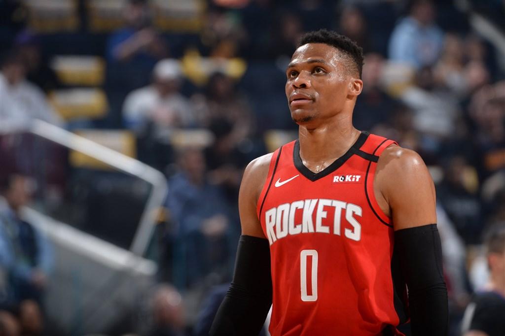 美國職籃NBA球星衛斯布魯克13日聲明表示,他已驗出2019冠狀病毒疾病陽性反應,狀況良好,已在隔離中。(圖取自facebook.com/russellwestbrook)