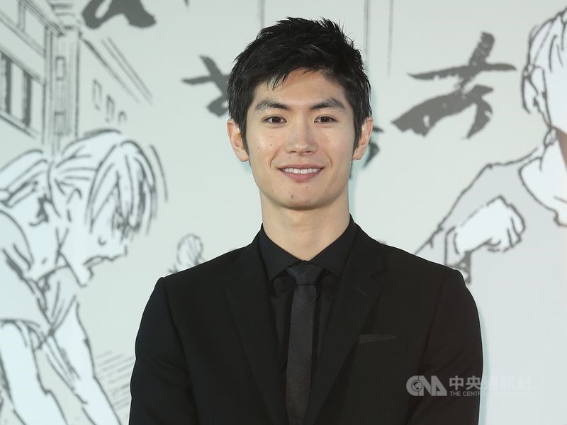 日本高人氣演員三浦春馬18日被發現在家中上吊身亡,享年30歲。(中央社檔案照片)
