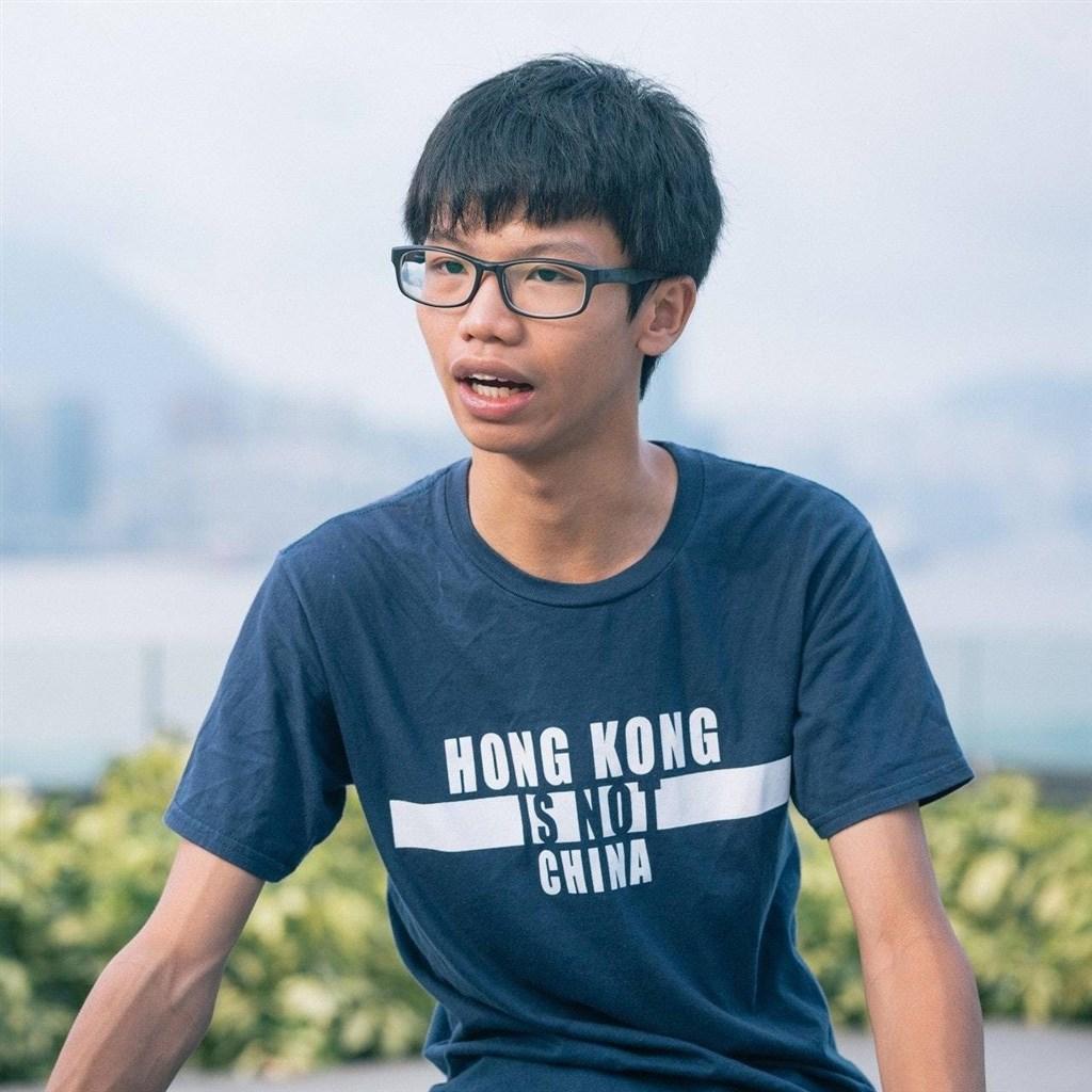香港警方新成立的國家安全處29日逮捕了主張「港獨」、但已解散的組織「學生動源」前召集人鍾翰林(圖)等4人,罪名是「分裂國家」。(圖取自facebook.com/tonychunghonlam)