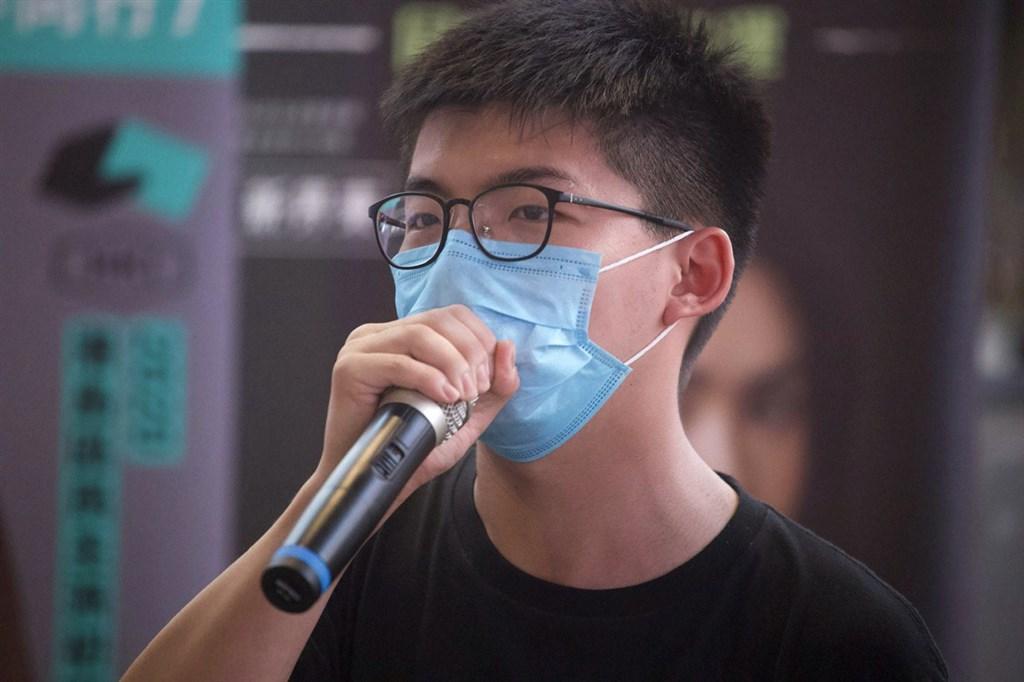 香港12名泛民主派立法會選舉參選人30日被裁定提名無效,失去參選資格,當中包括黃之鋒(圖)、楊岳橋和郭榮鏗。(圖取自facebook.com/joshuawongchifung)