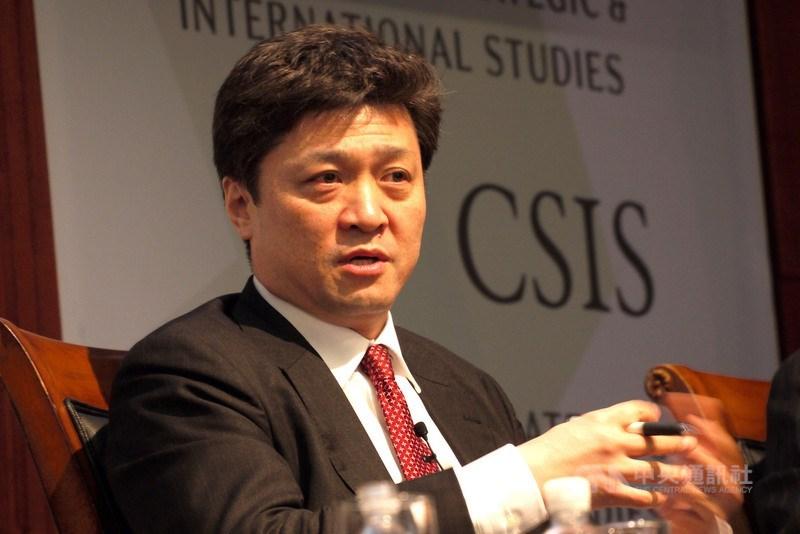 日本東京大學教授松田康博(圖)對中央社表示,李登輝有4個定位,他是民主先生、台灣的國父、台灣第一外交官以及捍衛台灣的第一戰將。(中央社檔案照片)