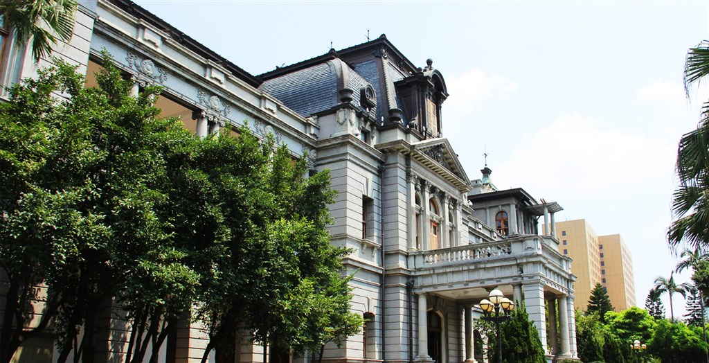 前總統李登輝辭世,台北賓館8月1日至16日將設置追思會場供民眾悼念。(圖取自外交部網頁www.mofa.gov.tw)