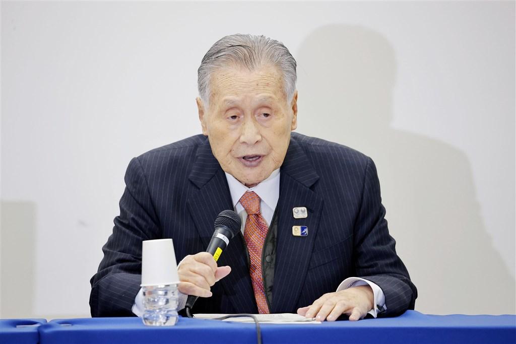 日媒報導,日本政府考慮派與李登輝生前有往來的前首相森喜朗(圖)出席李登輝喪禮。(共同社)