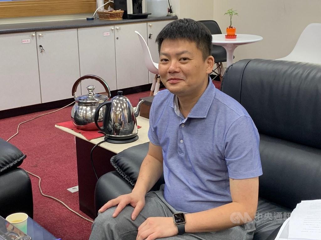 國民黨高雄市議會黨團總召集人曾俊傑1日請辭。(中央社檔案照片)