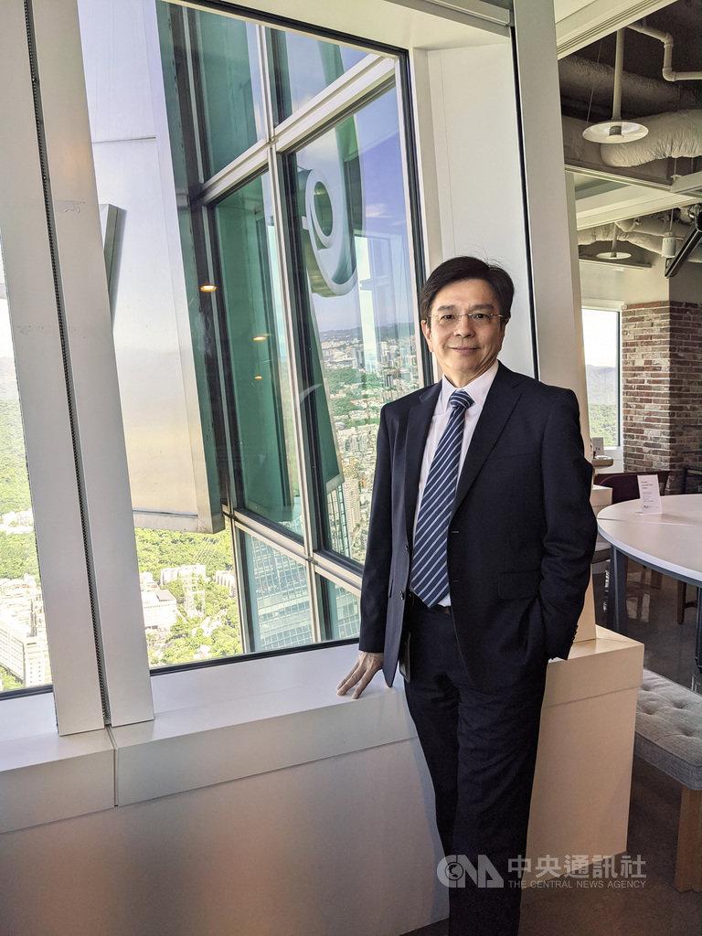 Google台灣董事總經理馬大康接受中央社專訪時,稱讚台灣學界有「世界級」研究水準,希望未來在隱私權領域擴大交流,透過Google力量做出更多貢獻。(Google提供)中央社記者吳家豪傳真 109年8月1日