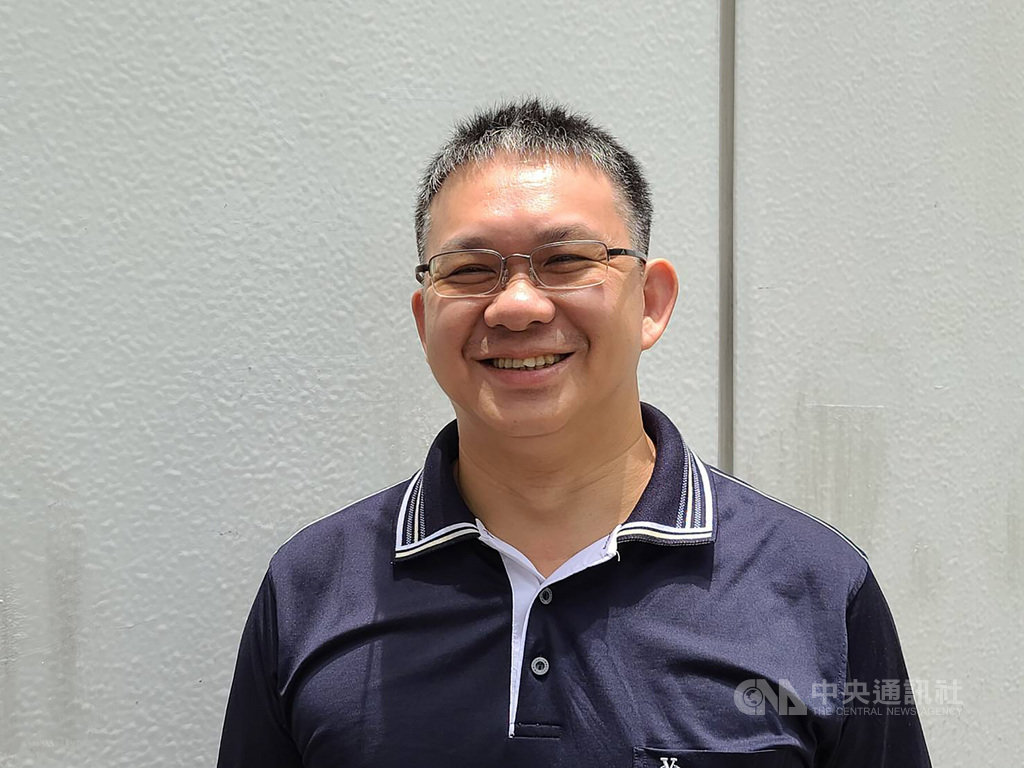 HTC企業解決方案副總經理李文材表示,將與ARVI VR攜手搶攻全球娛樂場域(LBE)推廣日益風行的VR密室逃脫,預計今年從中國、印度、台灣與阿拉伯海灣國家展開第一波拓展行動。中央社記者江明晏攝 109年8月4日