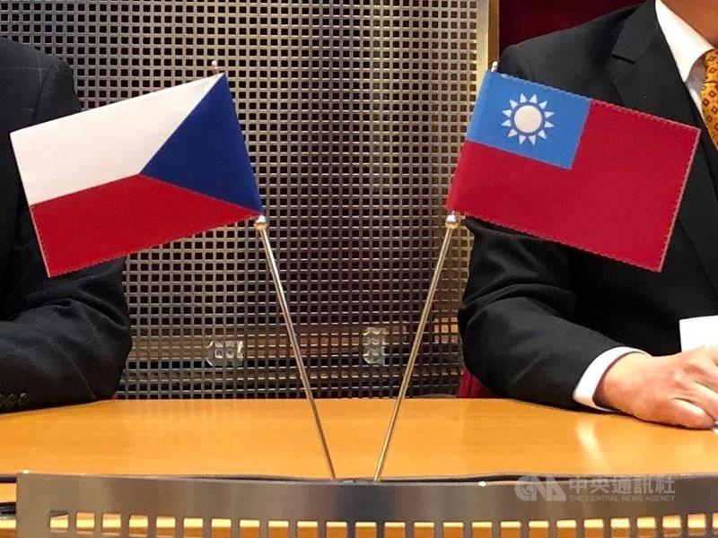 捷克參議院議長維特齊月底將率成員約90人代表團訪問台灣,訪團有超過40家企業參與。(中央社檔案照片)