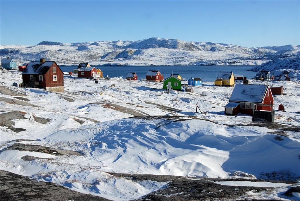 新研究顯示,格陵蘭冰層可能已經融化到無法挽回的地步。圖為格陵蘭一景。(圖取自Pixabay圖庫)