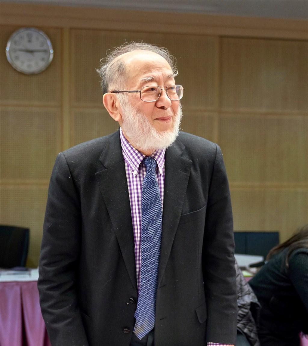 中研院表示,院士黃秉乾8月3日在美國辭世,享耆壽90歲。(圖取自facebook.com/nthu.tw)