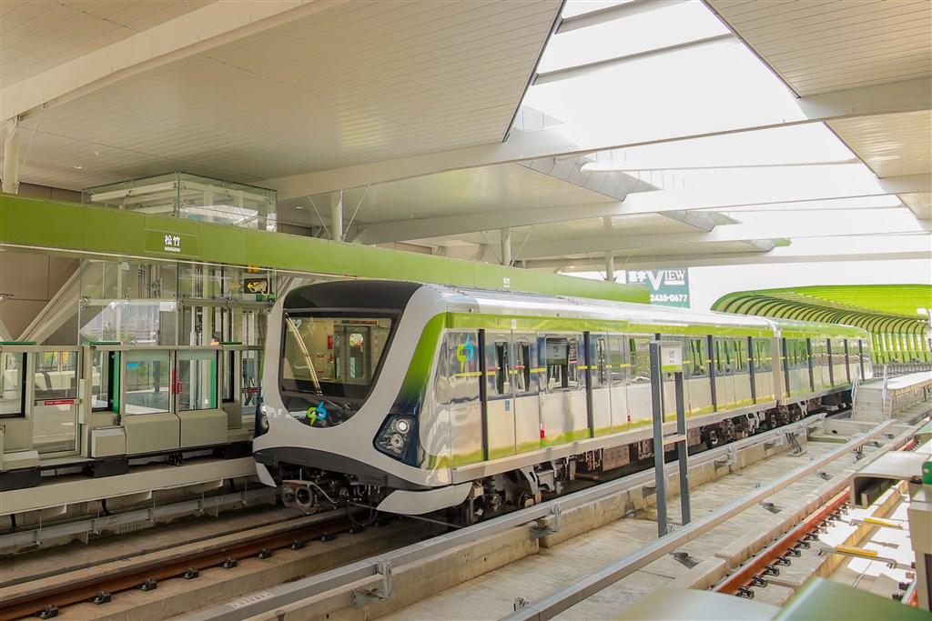 台中捷運綠線預計年底通車,交通部敲定10月25日辦理履勘。(圖取自台中市政府網頁taichung.gov.tw)