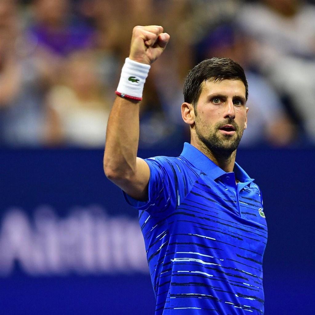 世界排名第一的塞爾維亞球王喬科維奇料將辭去ATP球員理事會主席,以便成立職業網球員協會。(圖取自facebook.com/djokovicofficial)