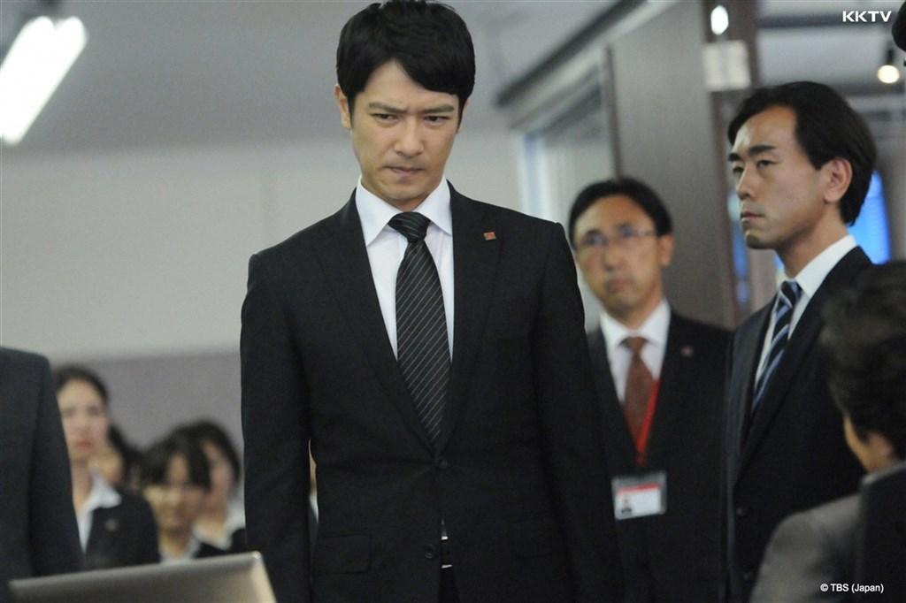 日劇「半澤直樹2」受武漢肺炎影響,原定6日播出的第8集延後一週播出。(KKTV提供)