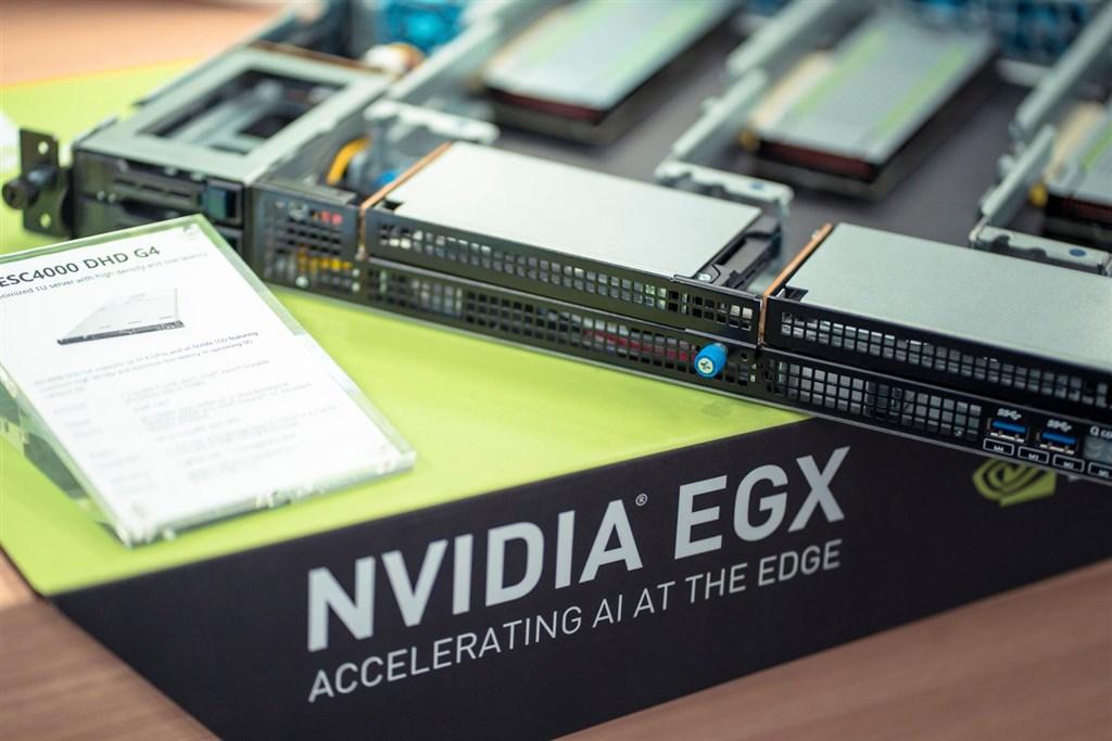 日本軟銀集團14日同意以400億美元將旗下英國晶片設計公司安謀(Arm)出售給美國半導體公司輝達(NVIDIA)。(圖取自facebook.com/NVIDIA.TW)