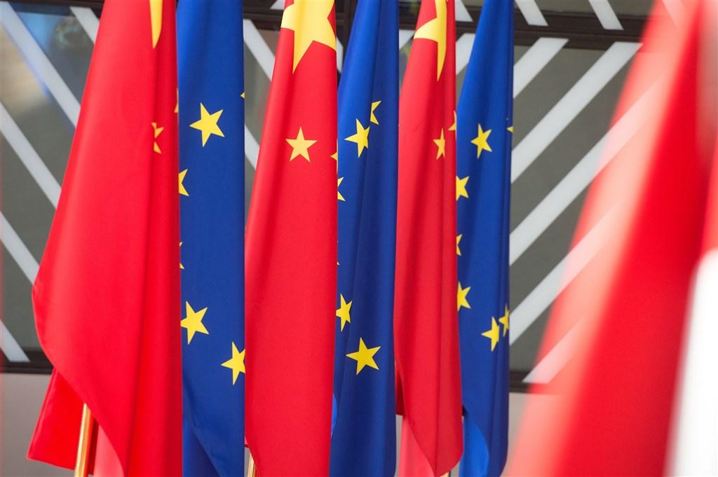 歐盟與中國領導人30日通話宣布原則上達成全面投資協定,這項協定背後政治意涵牽動歐美中三角未來關係。(圖取自歐盟執委會網頁ec.europa.eu)