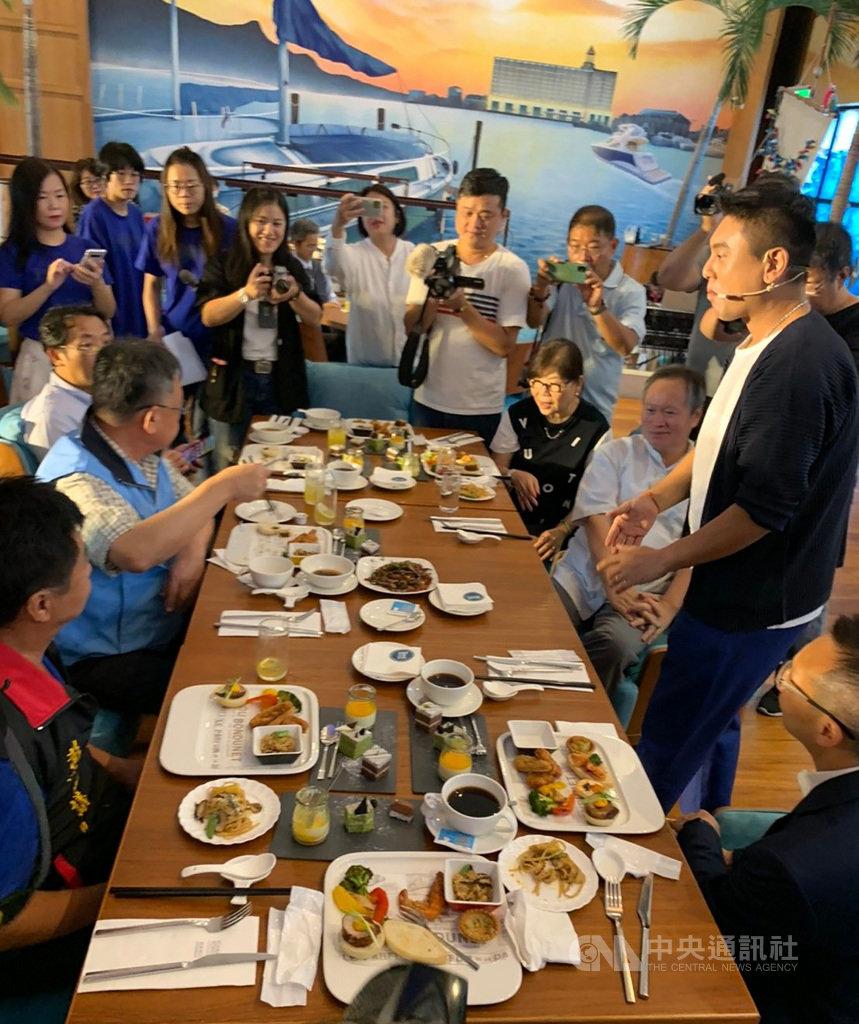 澎湖縣政府15日宣布,10月起將推出「戀戀海味.澎湖美食假期」活動,每月都有不同美食主題,歡迎遊客造訪澎湖,體驗在地風味美食。中央社 109年9月15日