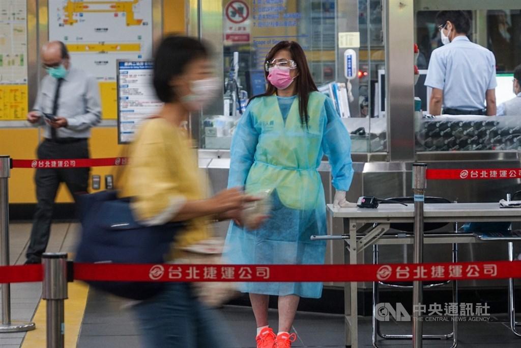 中央流行疫情指揮中心宣布,台灣16日新增1例武漢肺炎(2019冠狀病毒疾病,COVID-19)個案,為菲律賓籍30多歲女性境外移入。(中央社檔案照片)