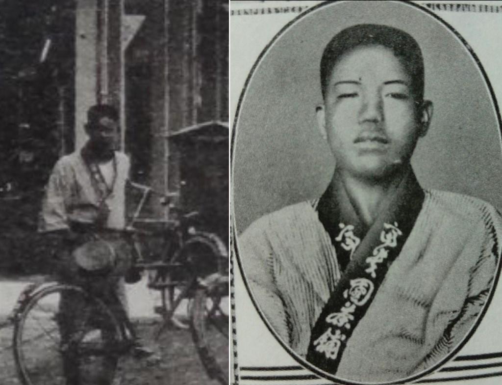 台灣個人史料收藏家在舊照中,發現推測為日治時期在台行刺日皇明仁外祖父未遂的韓國反抗殖民運動家趙明河身影。(韓聯社)