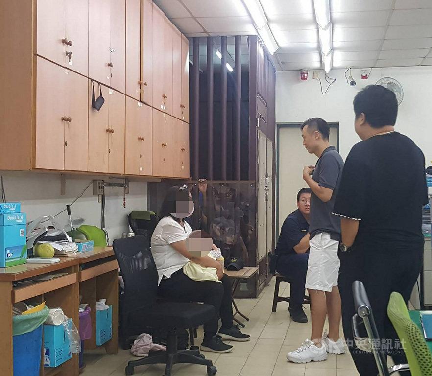 雲林縣一名3個月大女嬰11日被外婆抱走後失蹤,雲林檢警21日順利找回,並確認女嬰未受虐待,也無外傷,22日啟動婦幼保護聯繫平台,縣府社會處緊急安置。 (檢方提供)中央社記者姜宜菁傳真 109年9月22日