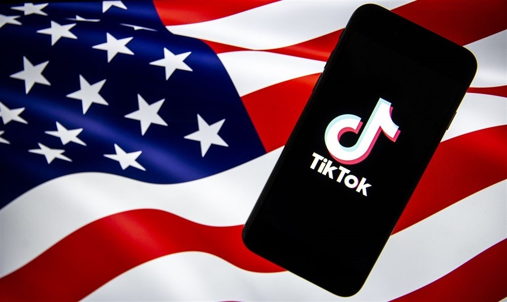具中資背景的TikTok在美中關係惡化下,成了對抗的籌碼,只能任憑兩大國擺布。(安納杜魯新聞社)