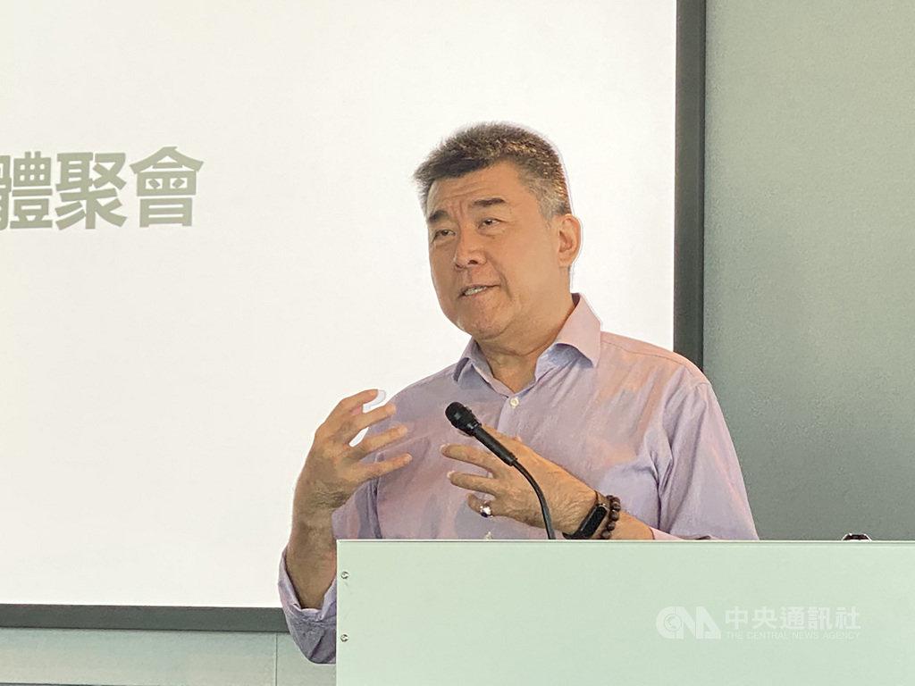 Google Cloud台灣總經理邵光華23日受訪表示,台灣市場雲端需求明確,Google Cloud不斷投資與加強團隊,看好到今年底會有更不錯的表現。中央社記者吳家豪攝 109年9月23日