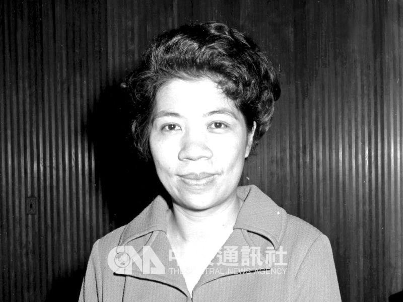 知名新聞工作者蘇玉珍11日凌晨辭世,享壽94歲。曾擔任中央社駐印尼特派員,她一生為新聞工作奉獻,致力於國際新聞採訪。(中央社檔案照片)