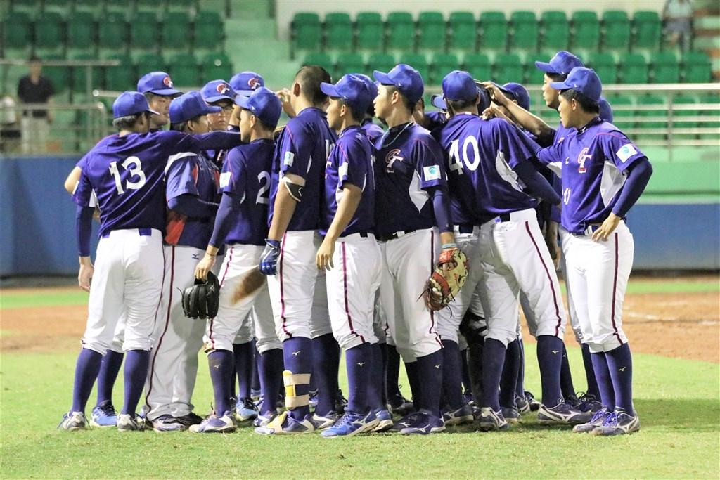 中華棒協30日宣布,原定2020年12月舉辦的第13屆U18亞洲青棒錦標賽再次延至2021年4月。圖為U18中培隊。(中華民國棒球協會提供)