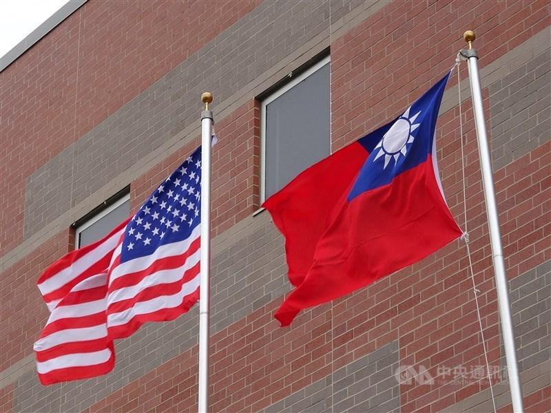 美國共和黨成立的眾議院「中國工作小組」30日發布報告,報告建議美方與台灣展開貿協談判、允許駐美代表處改以台灣命名。(中央社檔案照片)