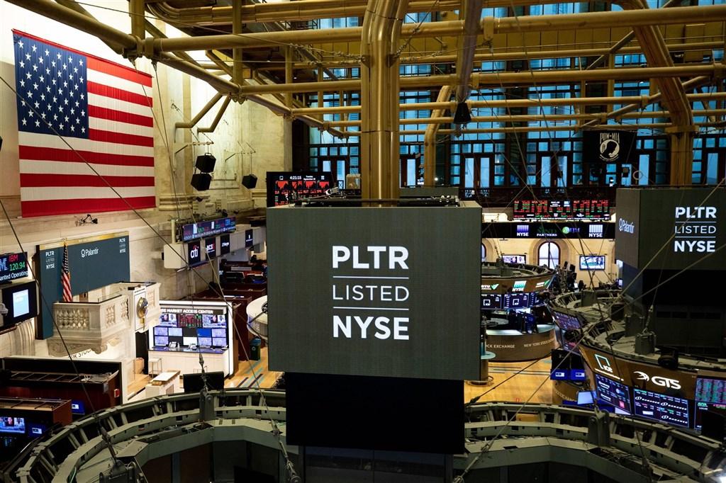 美國大數據分析企業帕蘭泰爾技術公司9月30日低調在華爾街上市,成為繼Slack及Uber後美股最大規模科技股上市案。(圖取自twitter.com/PalantirTech)