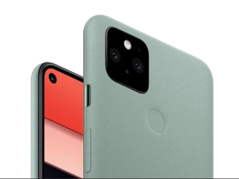 Google發表較平價的新一代高階智慧手機Pixel 5,台灣同步開放預購,官方定價新台幣18990元。(圖取自store.google.com)