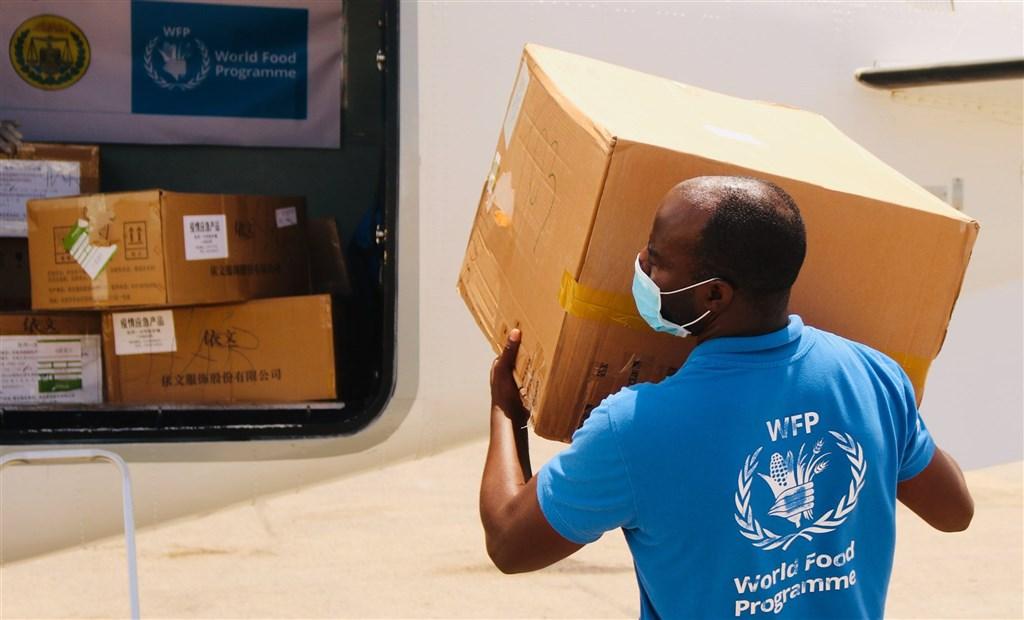 總部設於羅馬的聯合國世界糧食計劃署9日榮獲諾貝爾和平獎。(圖取自facebook.com/WorldFoodProgramme)