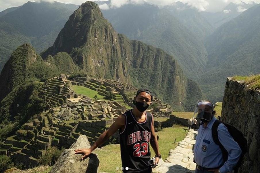 日本遊客因疫情等了快7個月 秘魯馬丘比丘特別為他開放