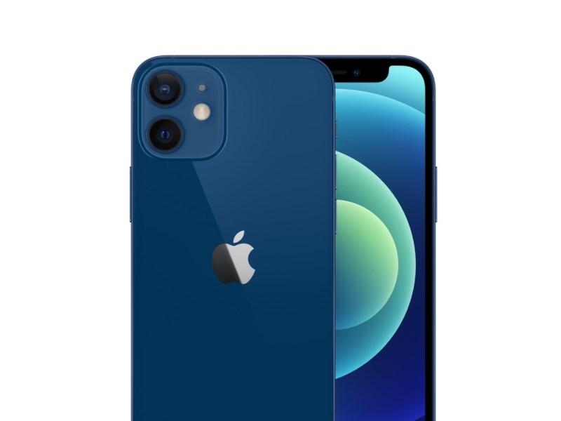 蘋果公司發表iPhone 12系列手機,有果粉認為5.4吋iPhone 12 mini「CP值爆表」,看好大賣。(圖取自蘋果公司網頁apple.com)