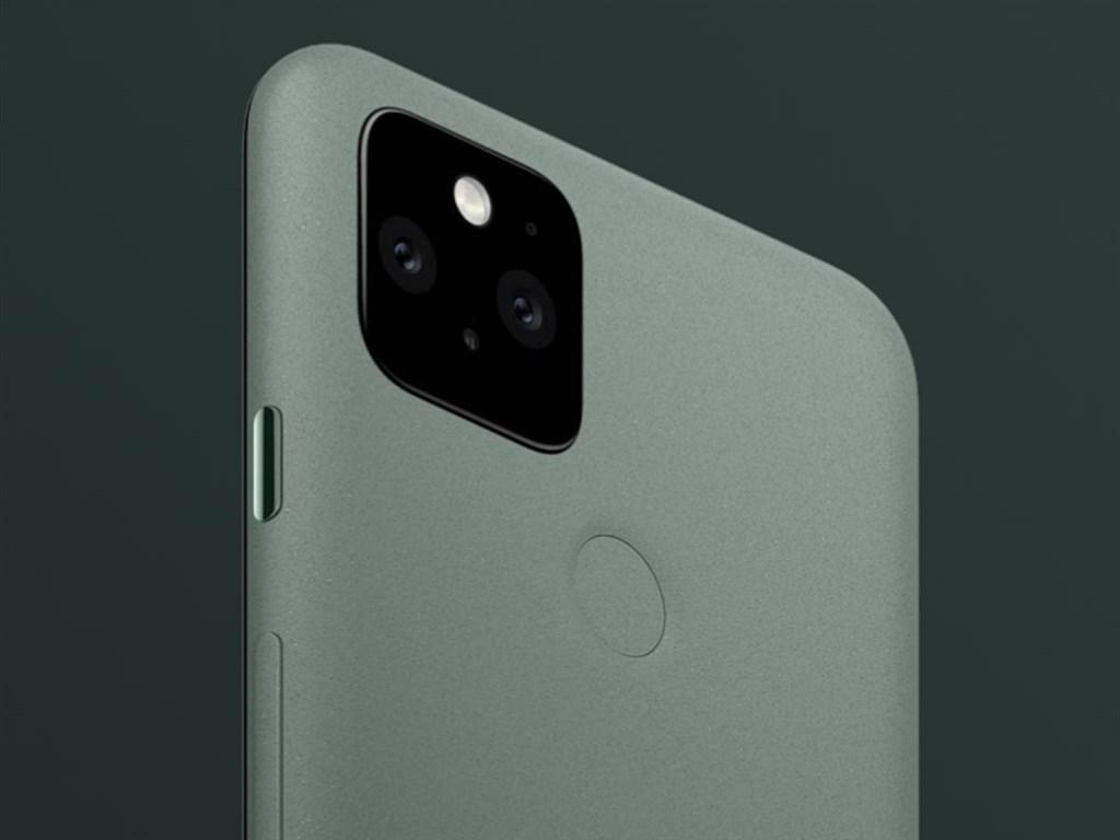 台灣大哥大15日獨家攜手Google開賣Pixel 5。(圖取自Google網頁store.google.com)