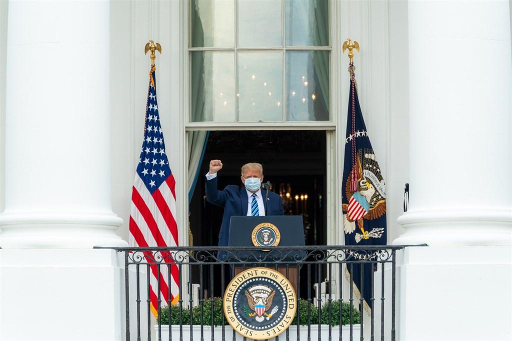 華爾街日報報導,美國總統川普在大選年猛打抗中牌,鷹派幕僚在疫情爆發後成功說服是關鍵。(圖取自The White House flickr網頁,版權屬公有領域)