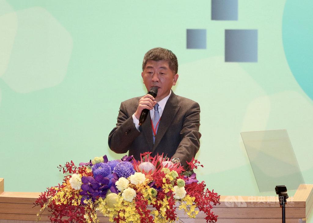 衛福部長陳時中23日在台北出席2020台灣全球健康論壇,會後接受媒體聯訪時表示,台灣在居家檢疫政策上做得很好,除非境外移入個案沒有管好或落跑,才可能對社區造成風險,除此之外都不用過於擔心。中央社記者張皓安攝  109年10月23日